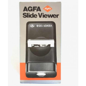 AGFA Slide Viewer Magnifier  35mm 135B MADE IN GERMANY