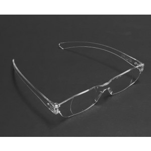 LEM-1 1.25x ,LightWeight Magnifying Eyeglasses Made in USA