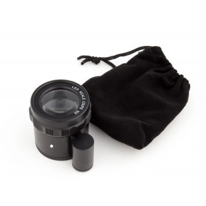 10x LED Pro Scale Measuring Reticle Comparator Loupe Magnifier with Focus